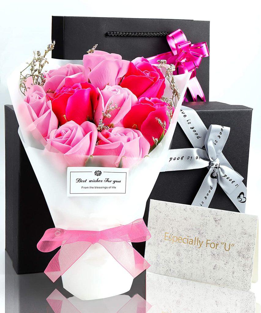 ソープフラワー 花束